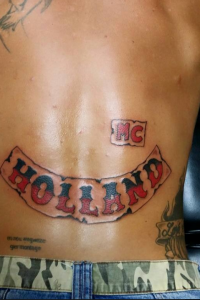 mc holland tattoo